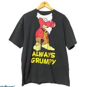 Disney Always Grumpy Graphic Design size XL